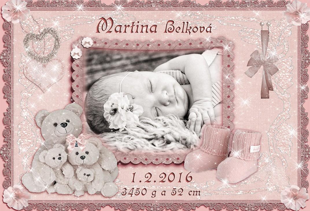 Pozvánky na krst a uvítanie do života, oznámenia o narodení