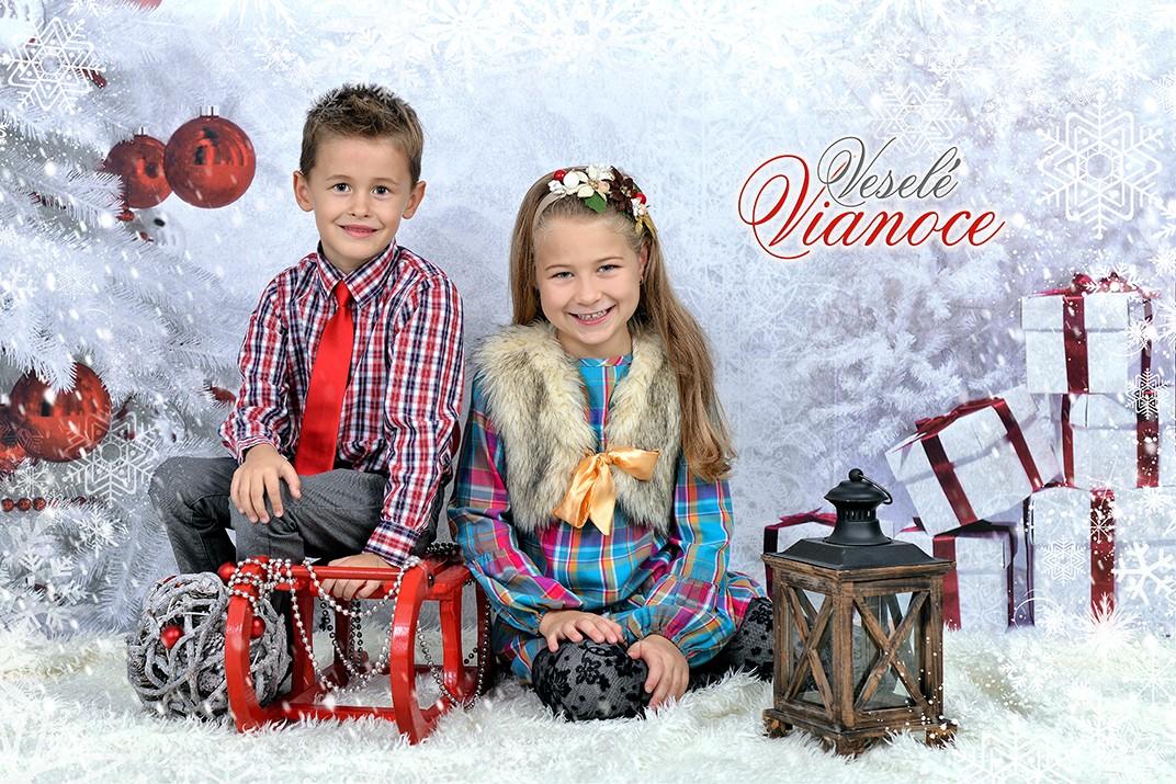 Vianočné fotografovanie